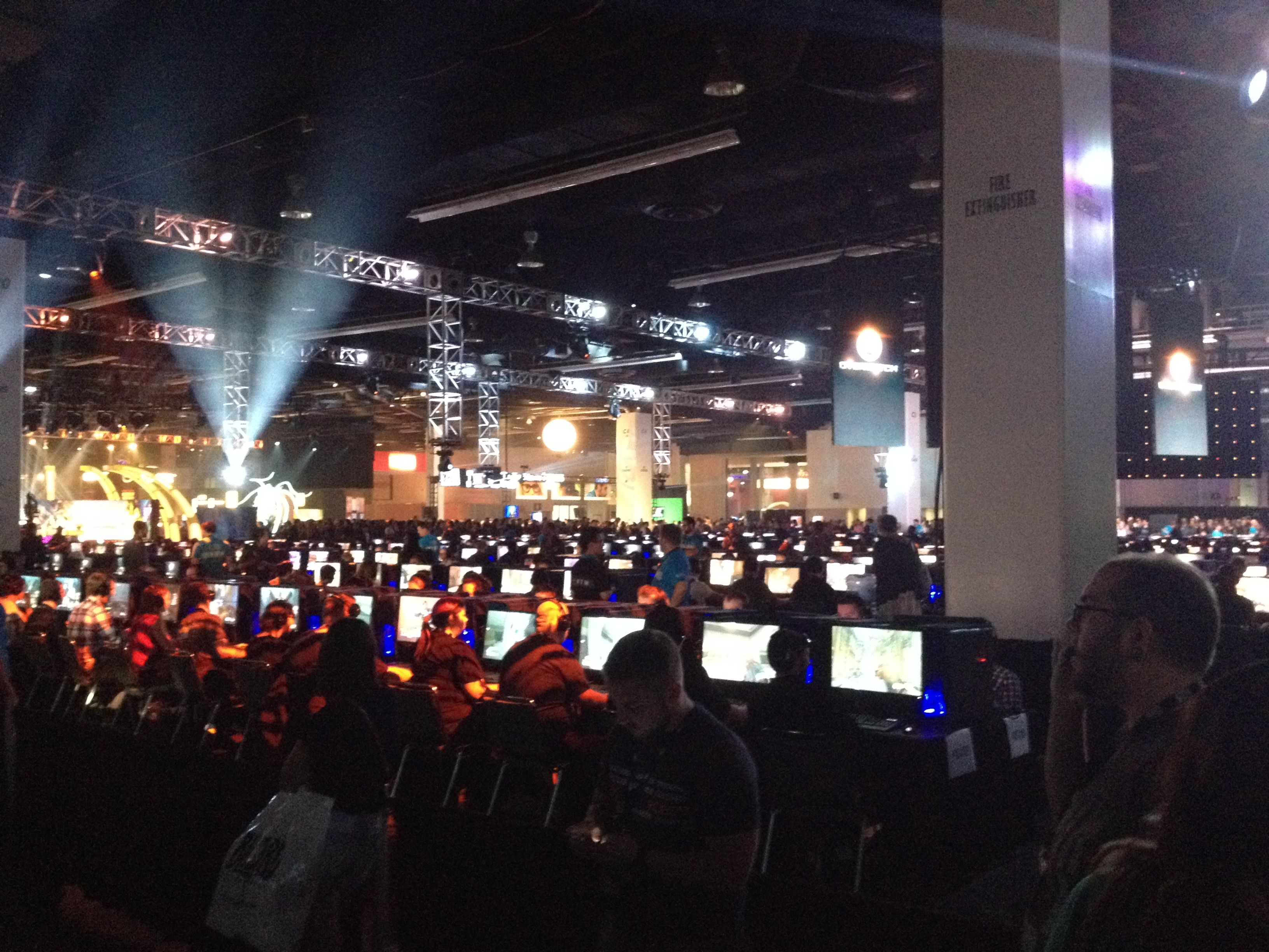 BlizzCon2014Games